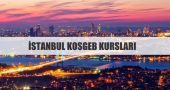 İstanbul KOSGEB Kursları 2018